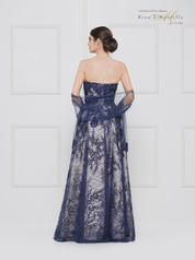RD2618 Navy/Nude back