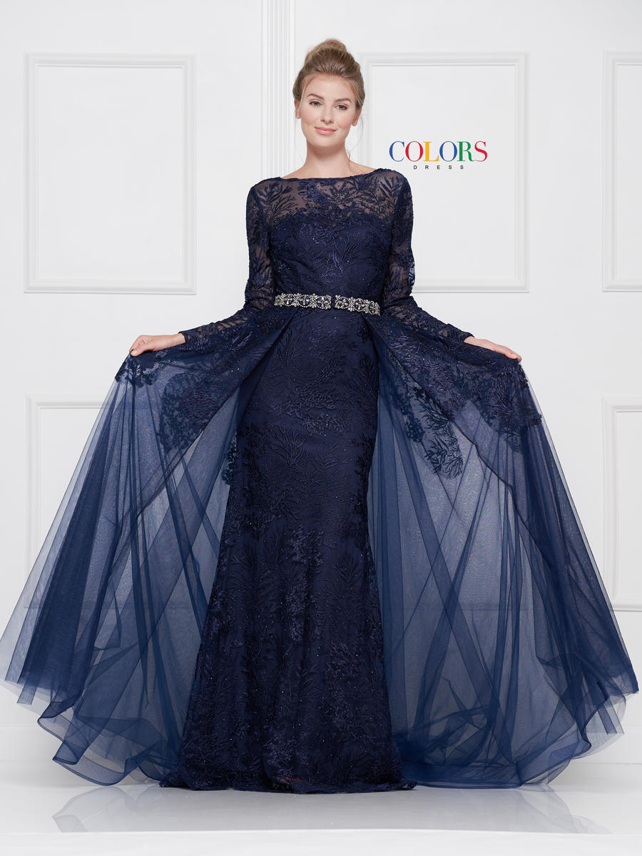 Colors Dress 1830SL