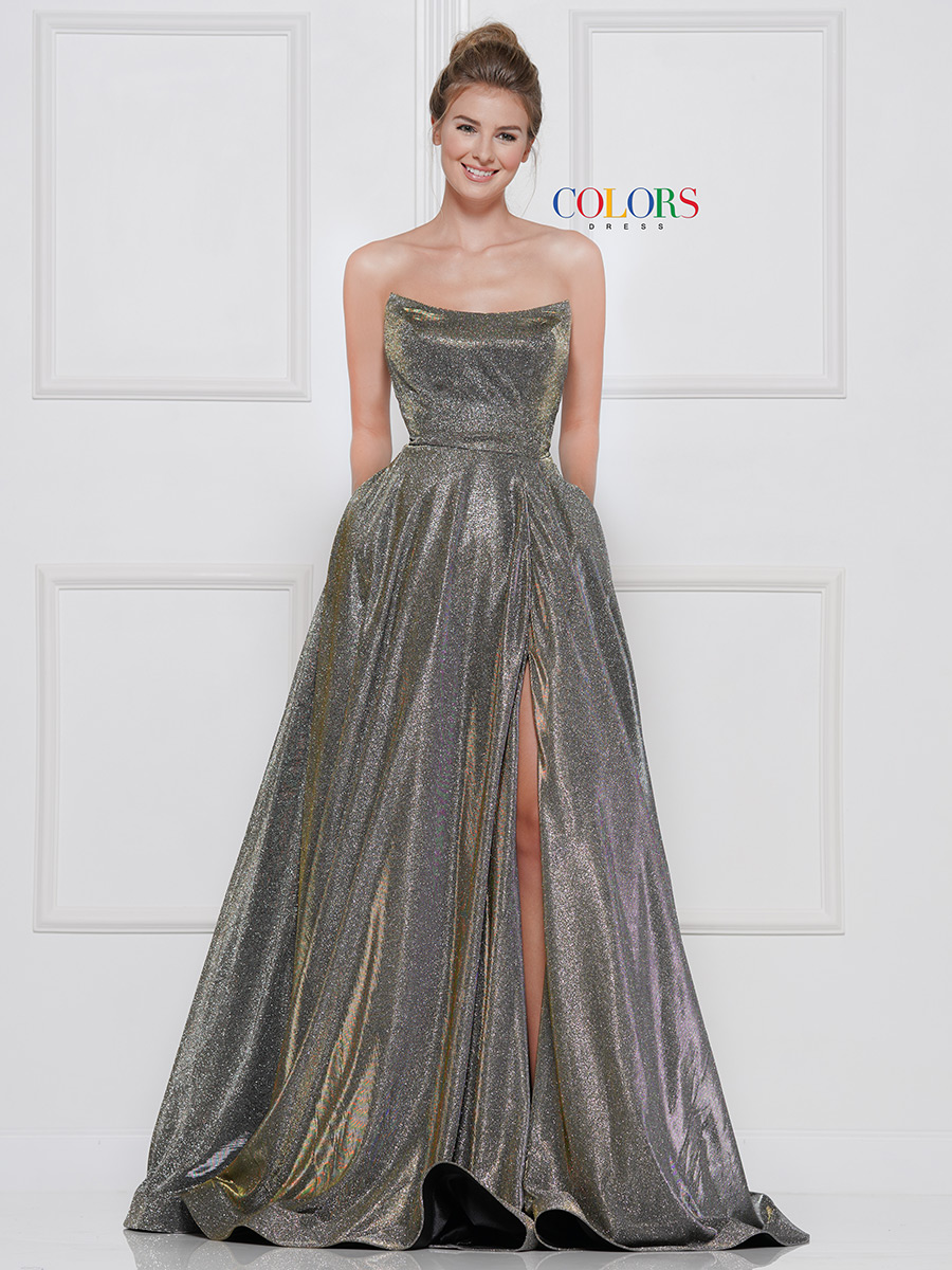 Colors Dress 2078