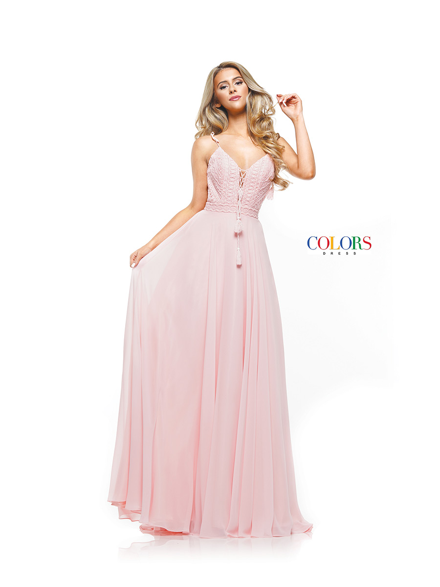 Colors Dress 2210
