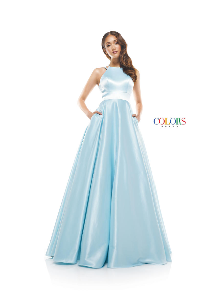 Colors Dress 2221