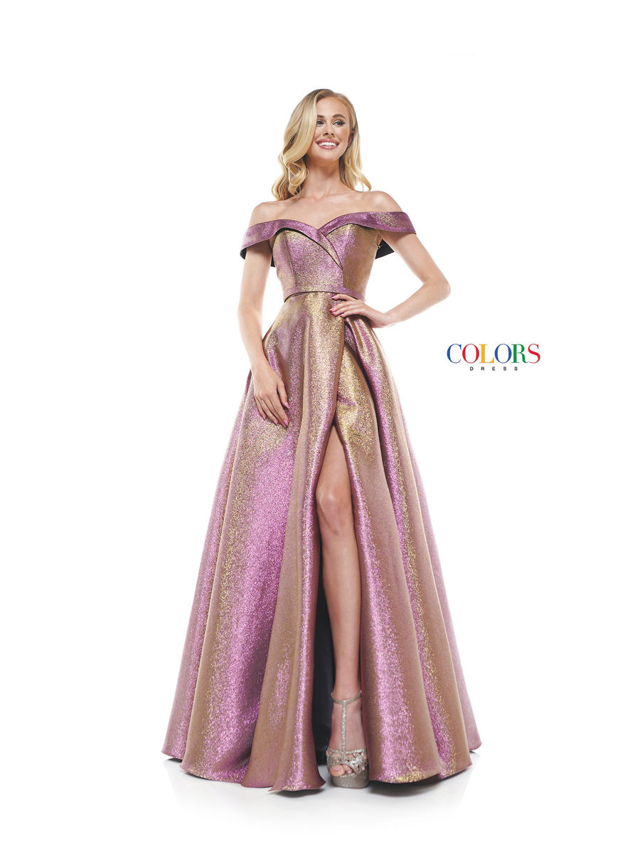 Colors Dress 2259