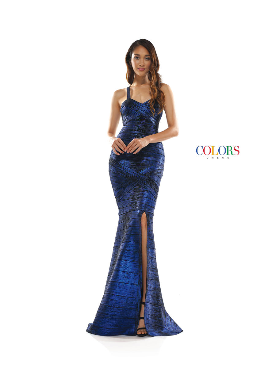 Colors Dress 2338