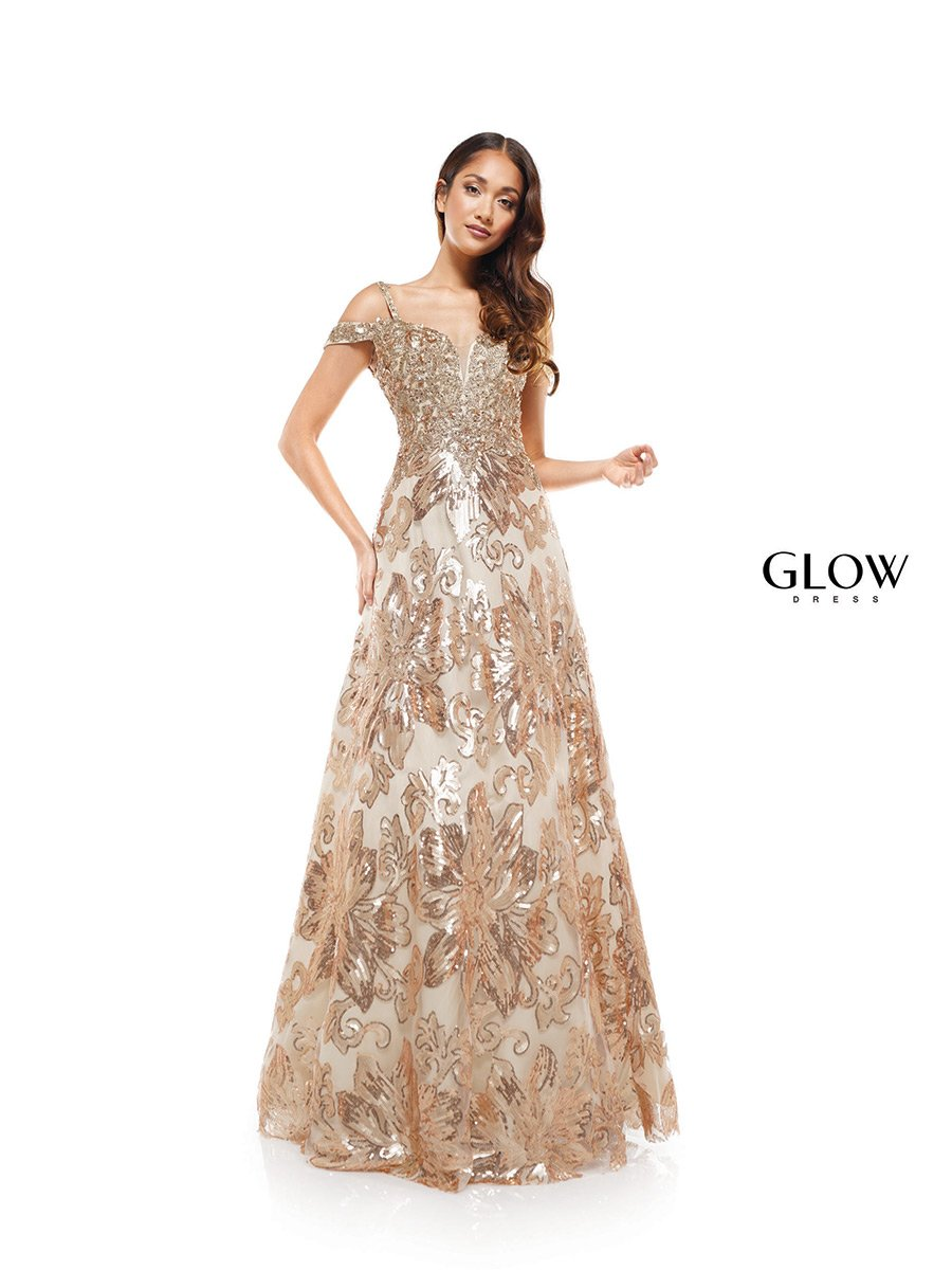Glow by Colors Dress G871