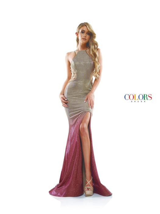 Colors Dress