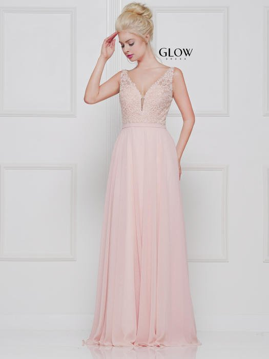 Glow by Color Dress
