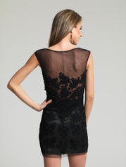 319 Black/Nude back