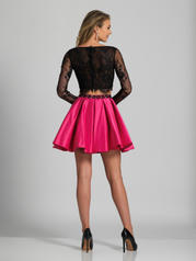 A6357 Fuchsia/Black back