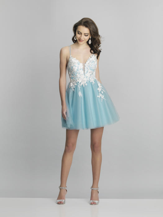 Dave and Johnny Homecoming Dress
