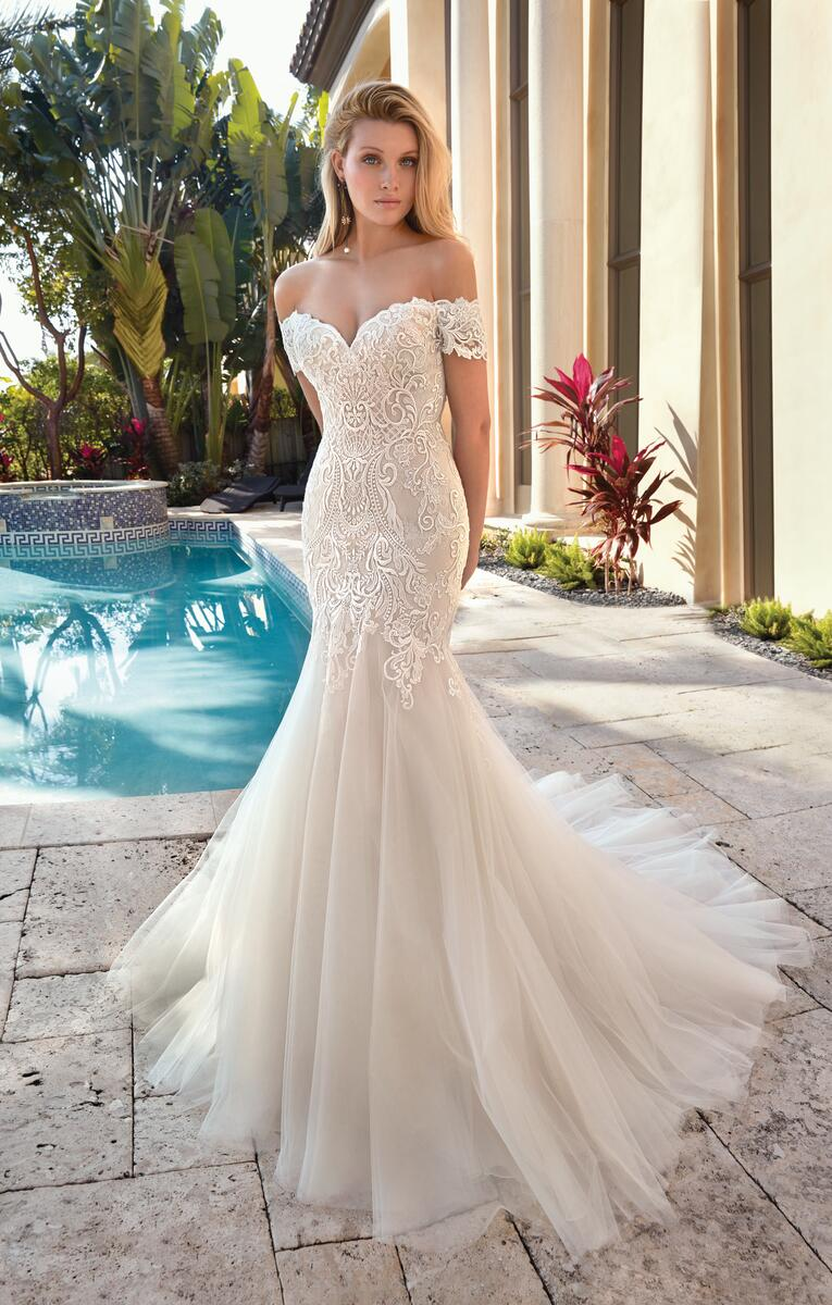 Demetrios Bridal 1033