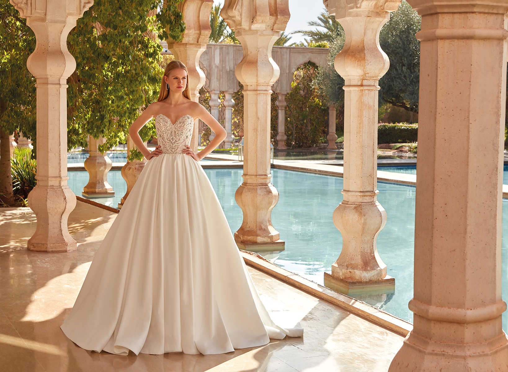 Demetrios Bridal 1111