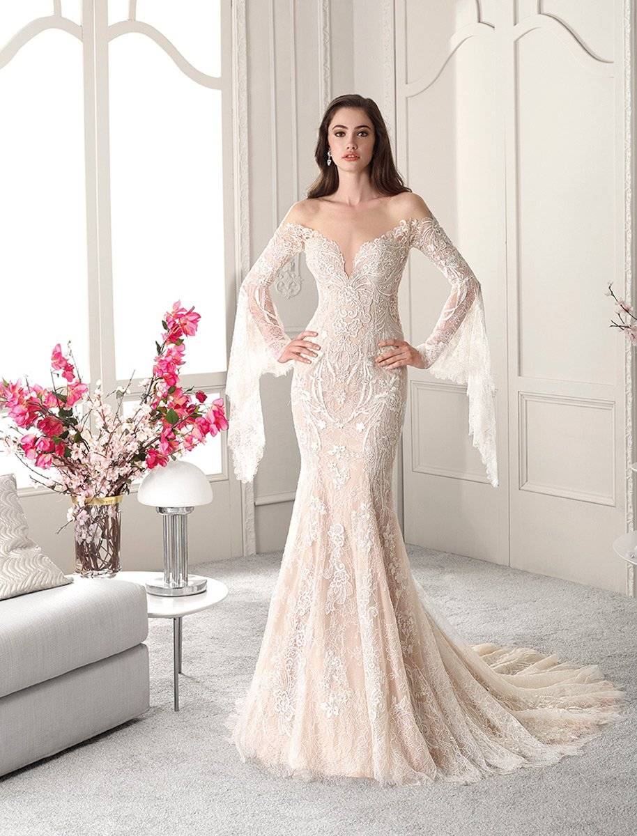 Demetrios Bridal 823