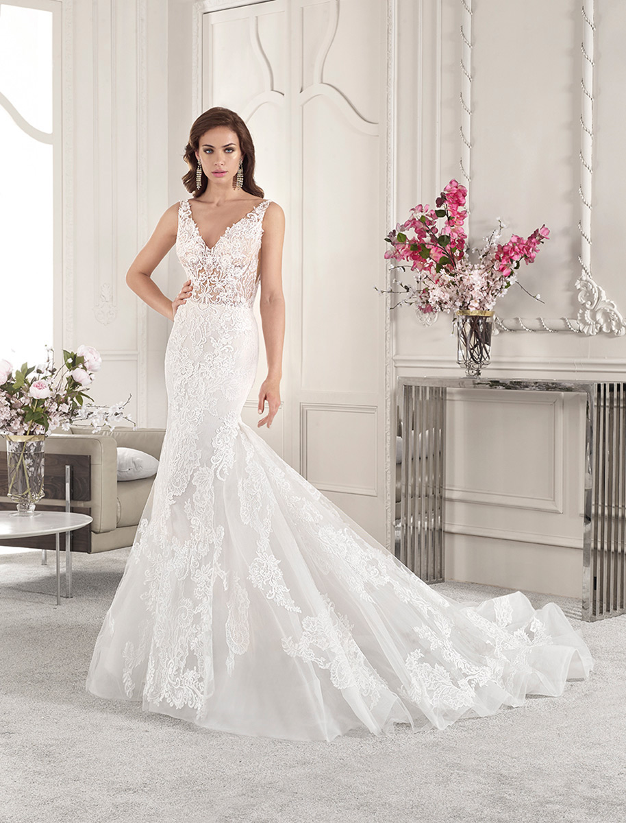 Demetrios Bridal 836
