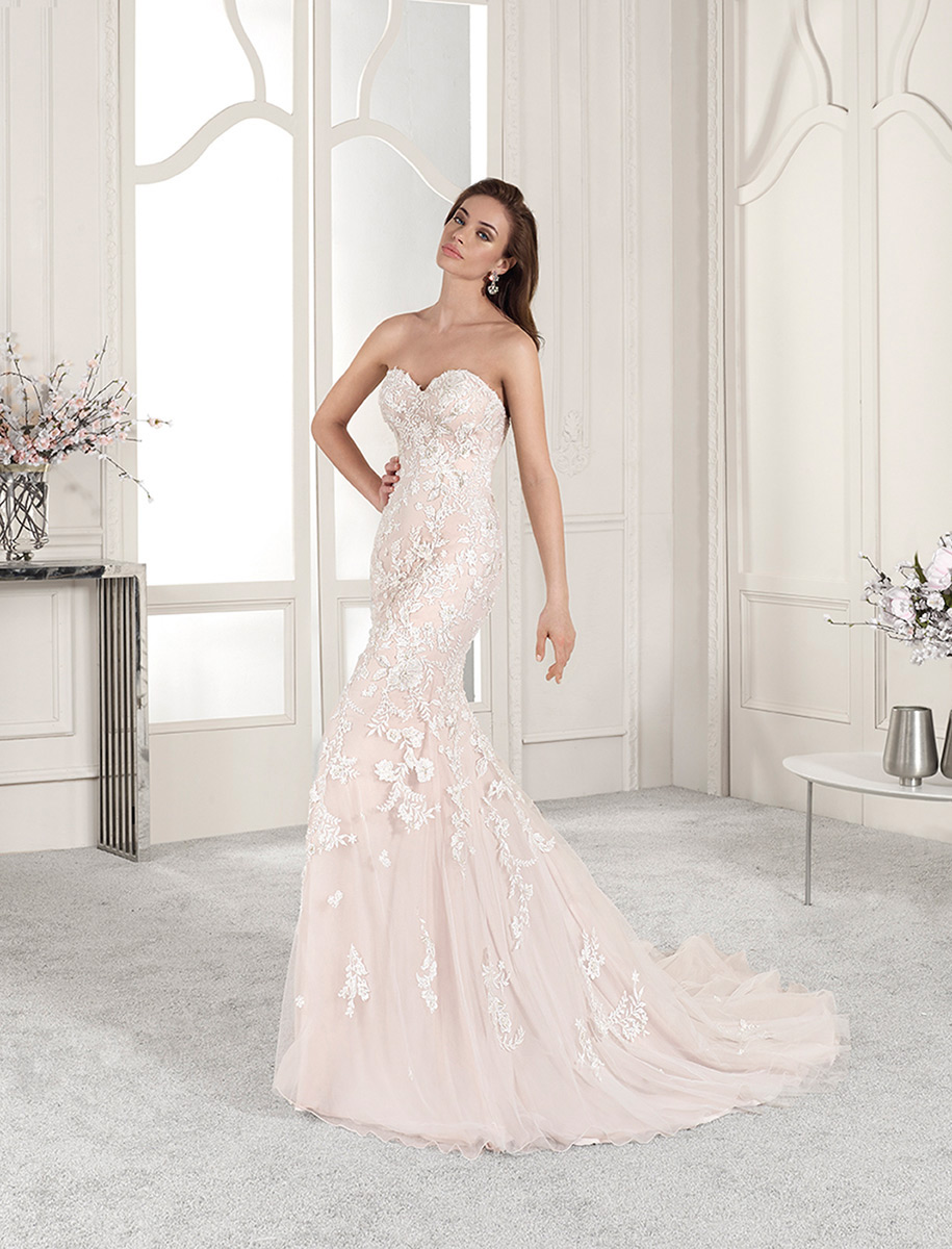 Demetrios Bridal 839