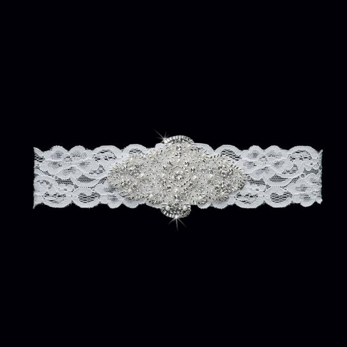 Stretch Lace Garter