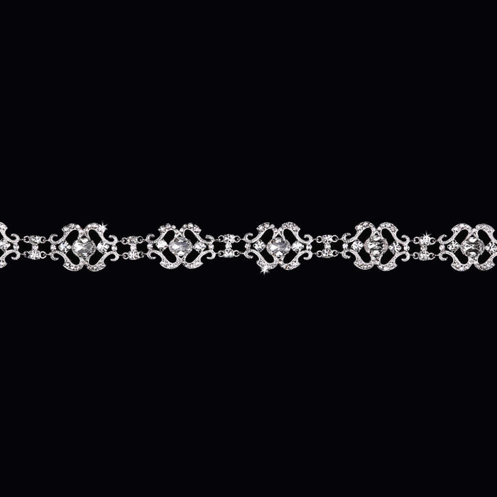 Rhineston Bridal Headband