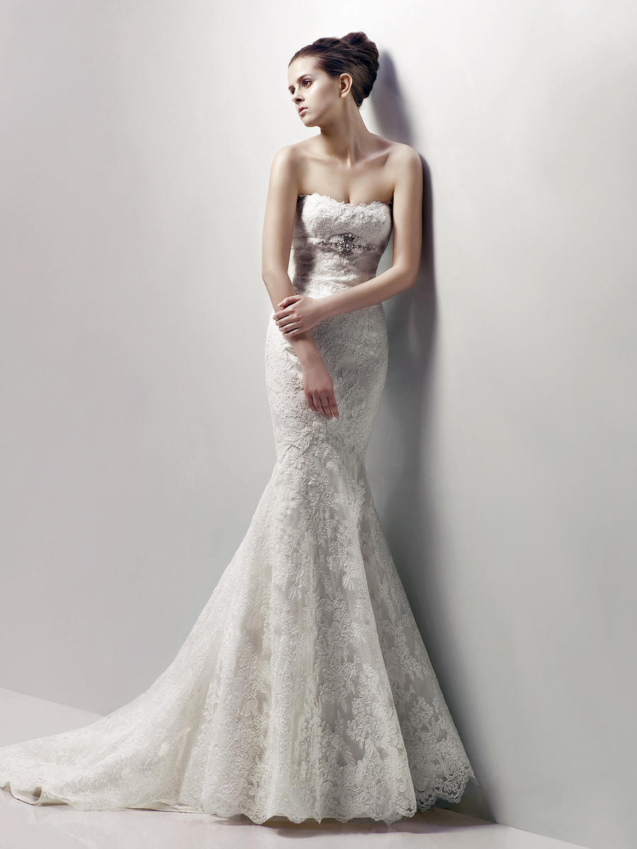 Blue Bridal by Enzoani Champagne