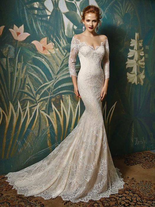 Blue Bridal by Enzoani Jadorie