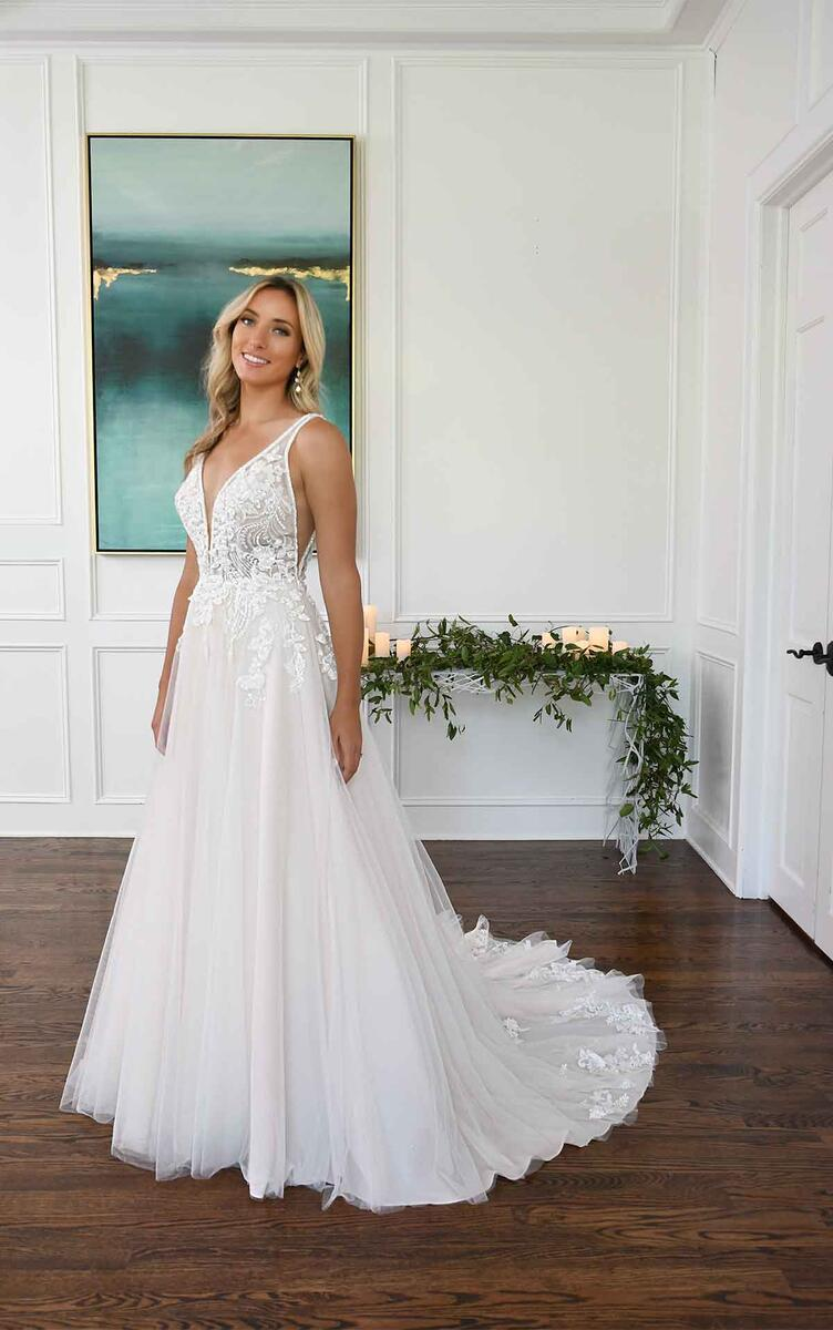 Essense Bridal Collection D3151
