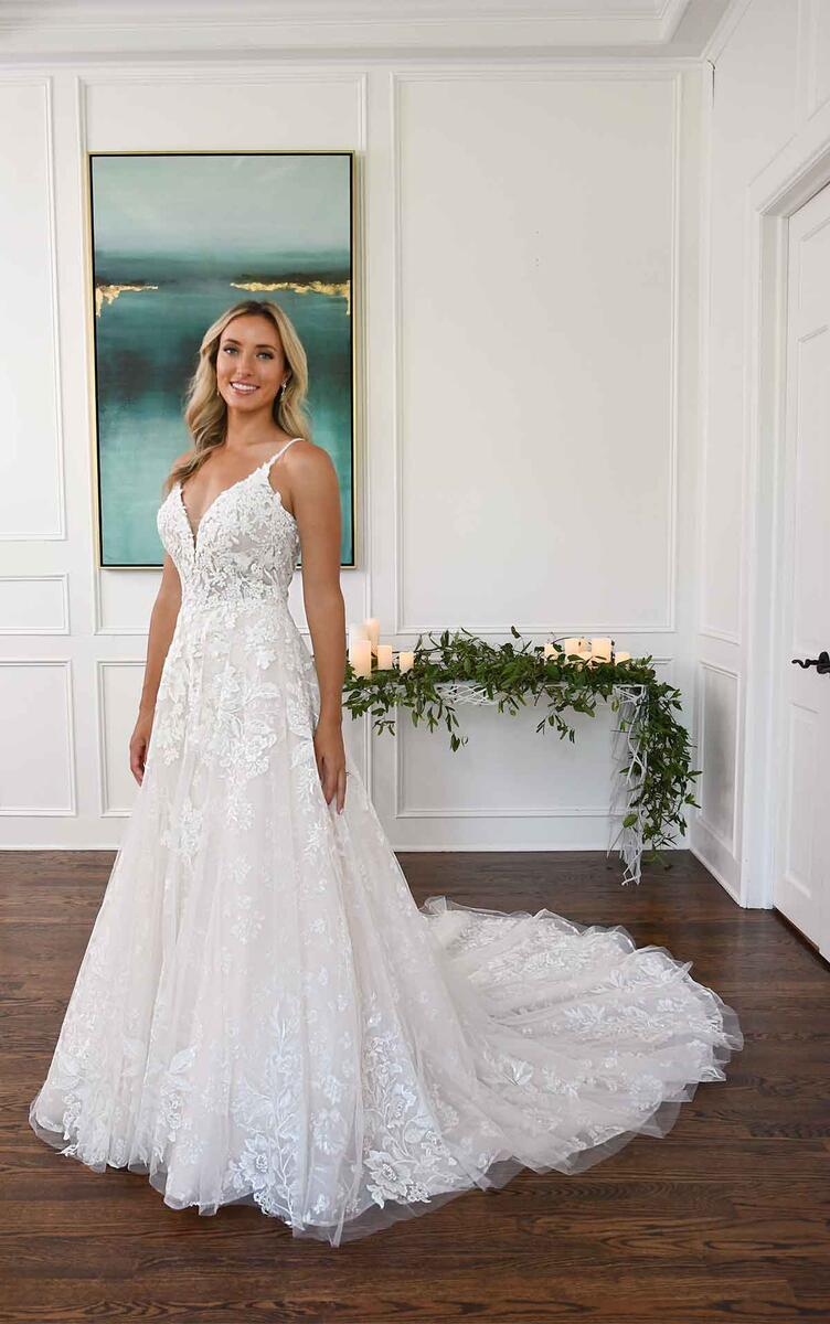 Essense Bridal Collection D3157