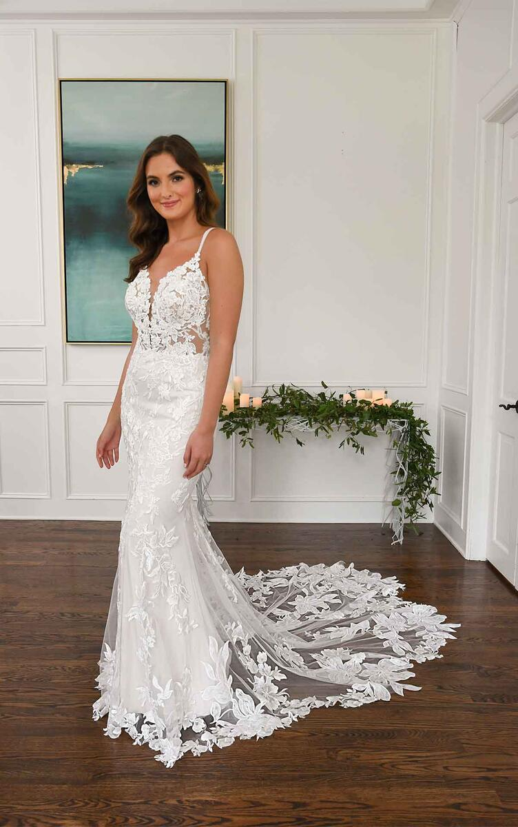 Essense Bridal Collection D3240