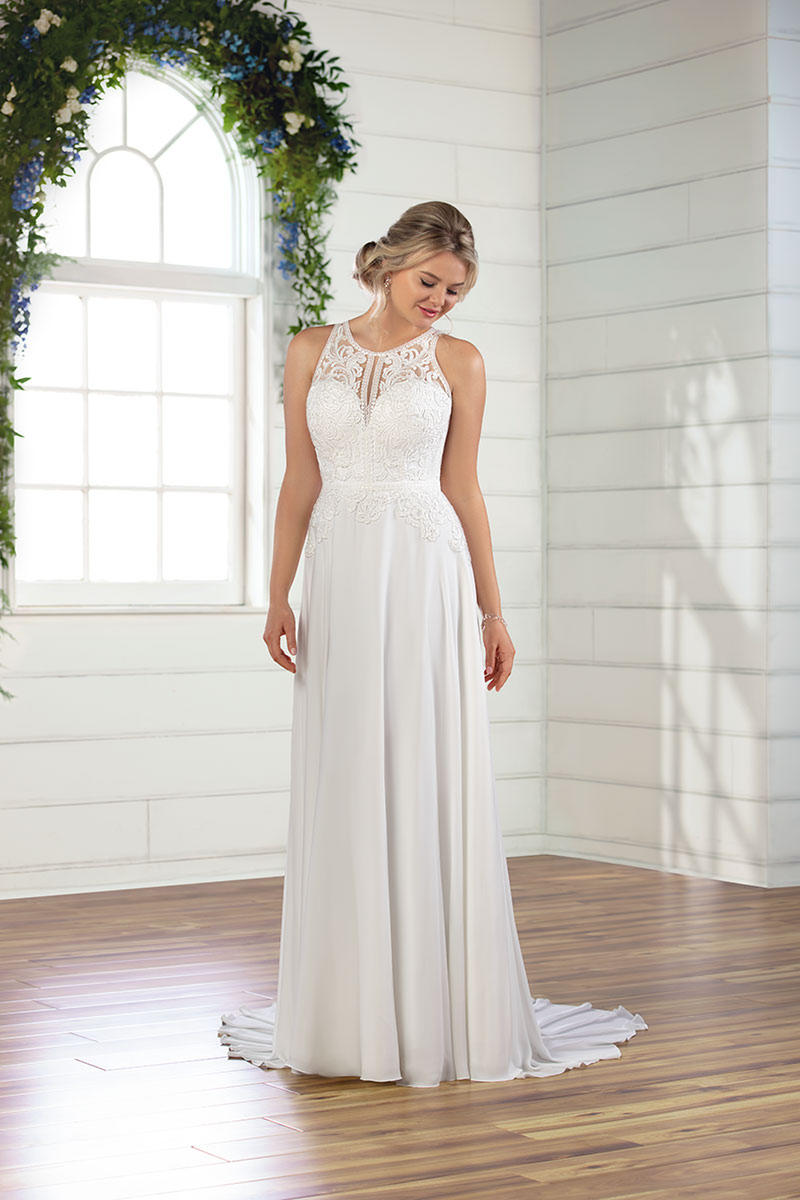 Essense Bridal Collection D2822