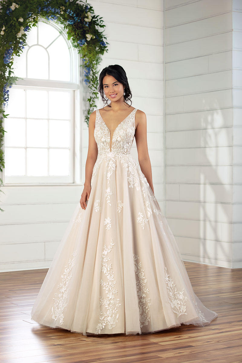 Essense Bridal Collection D2845