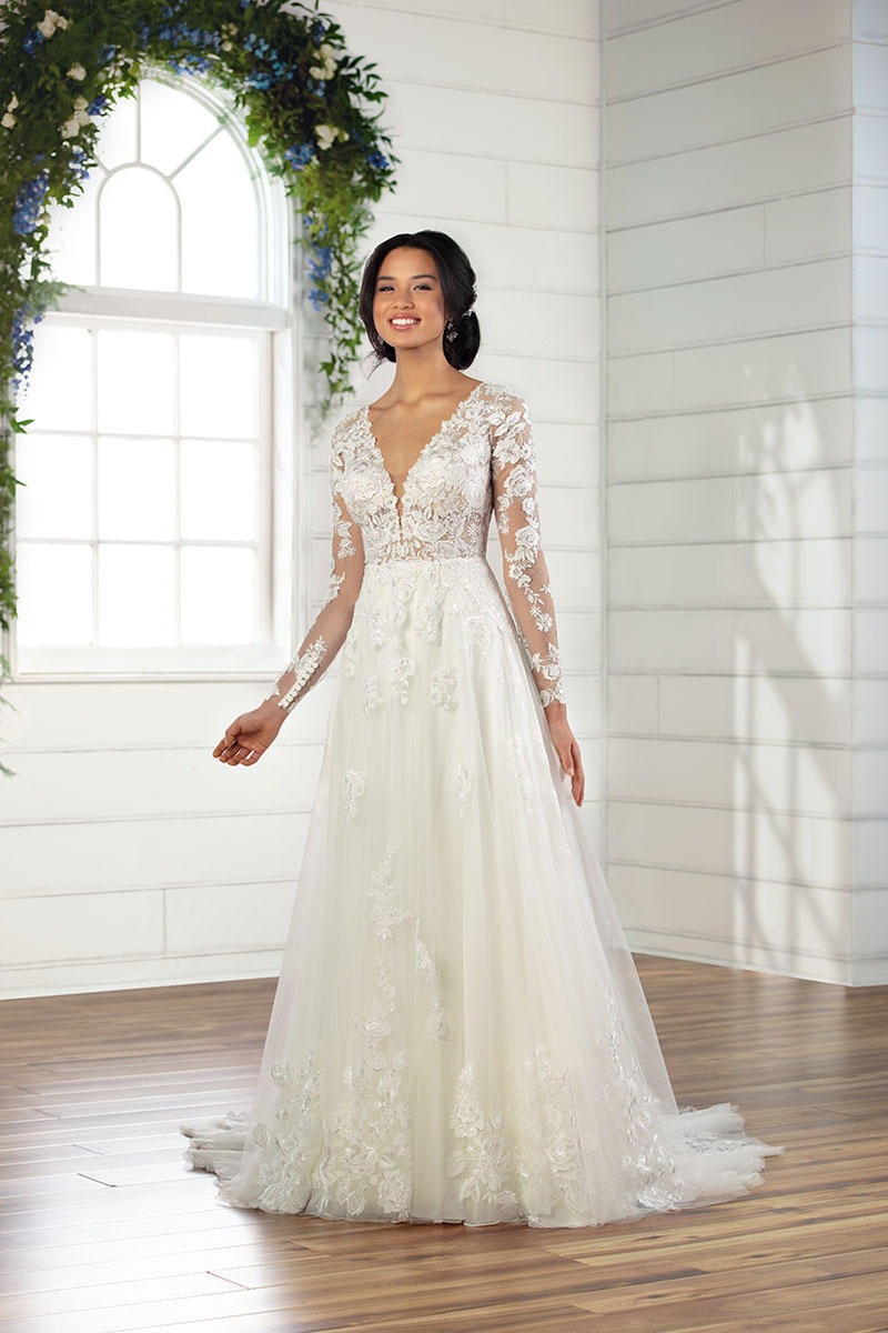 Essense Bridal Collection D2846