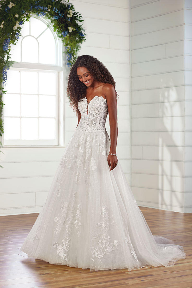 Essense Bridal Collection D2848
