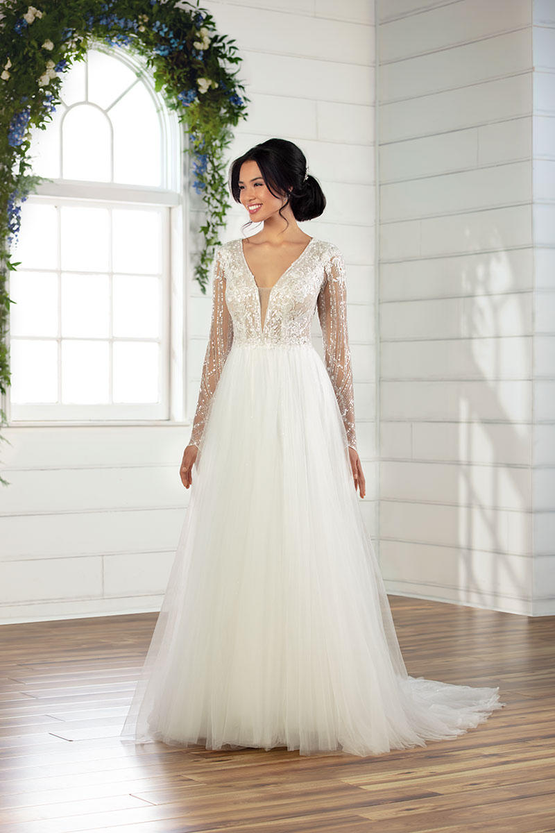 Essense Bridal Collection D2861