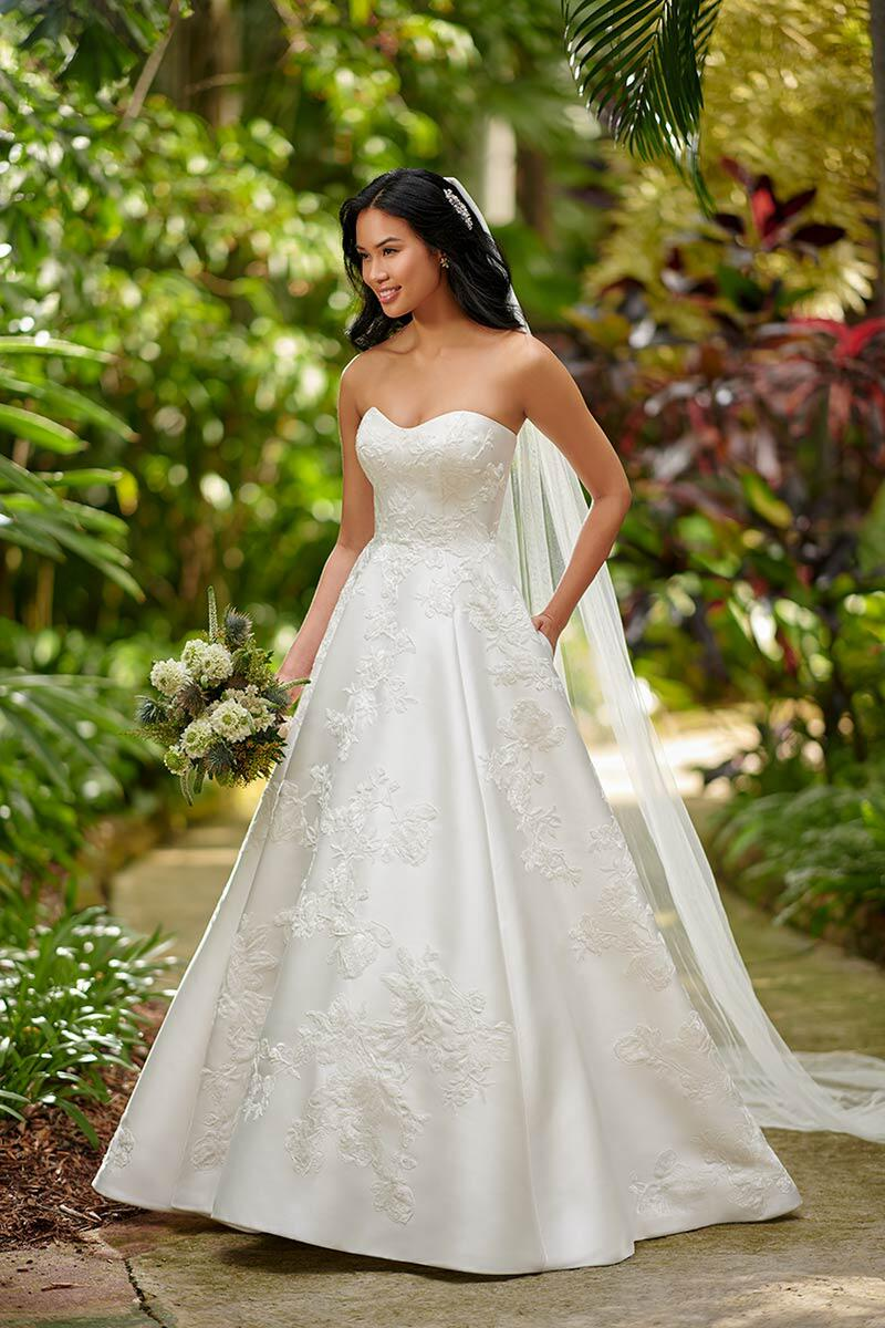 Essense Bridal Collection D3064