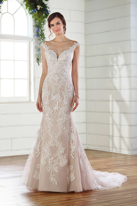 Essense Bridal Collection D2616