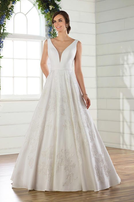Essense Bridal Collection D2639