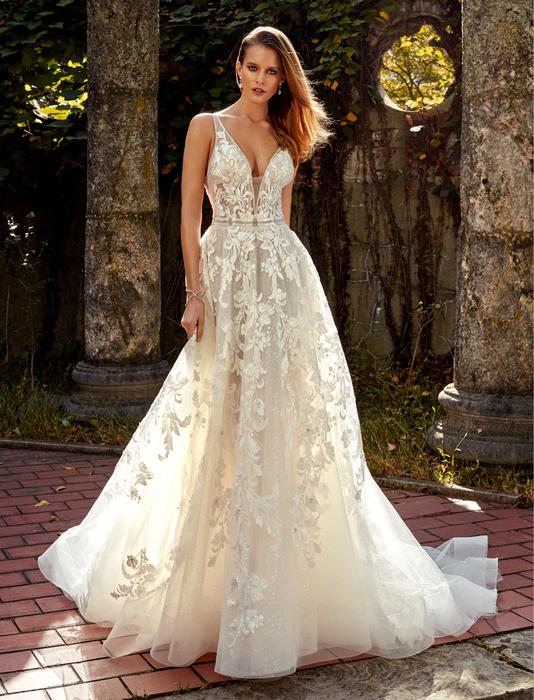 8a2e597040 Wedding Dresses - EVE OF MILADY Anjolique - Charlotte's premier ...