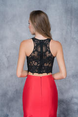 1382 Black/Red back