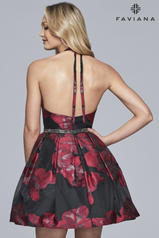 S10157 Black/Ruby back