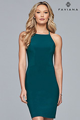S10166 Forest Green front