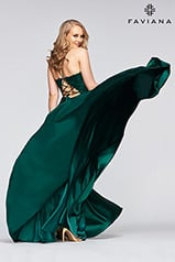 S10400 Deep Green back