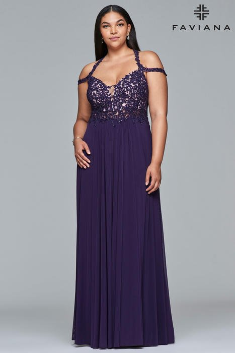 Faviana Plus Sizes Hot Prom Dresses Atlantaccs Of Rome
