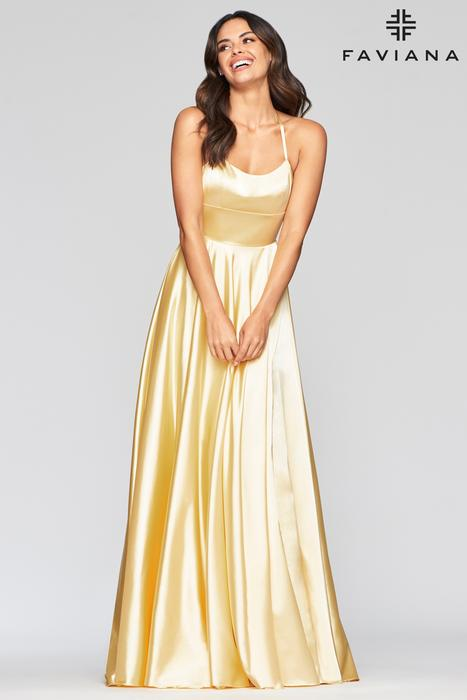 Faviana Prom Dress