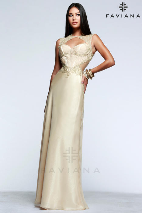 Faviana in stock Sale Dress
