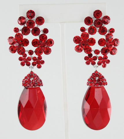 Helen's Heart Earrings