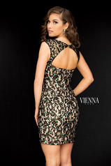 6036 Black/Nude back