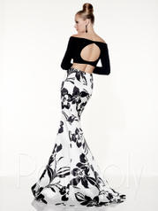 14830 Black/White back