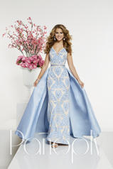 14895 Powder Blue/Nude front