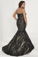 16380 Black/Nude back