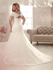 29264 Ivory/Silver back
