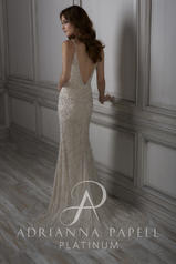 31068 Ivory/Nude/Silver back