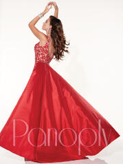 44305 Red/Nude back