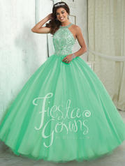 56316 Spring Green/Cream front